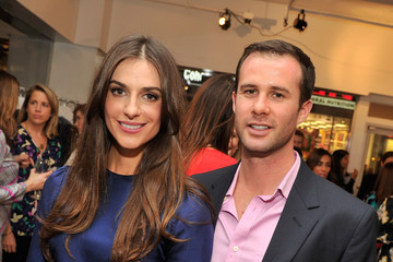 Matthew Bucklin Ariana Rockefeller Pop-Up Shop Reception