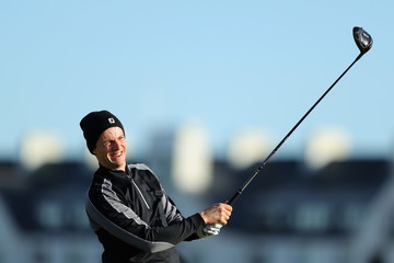 Matthew Goode Alfred Dunhill Links Championship - Day Two