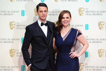 Matthew Goode EE British Academy Film Awards 2015 - Winners Room
