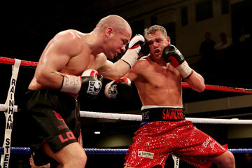 Matthew Hall Billy Joe Saunders v Matthew Hall