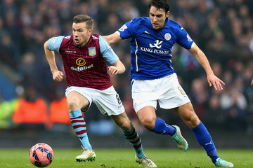 Matthew James Aston Villa v Leicester City - FA Cup Fifth Round