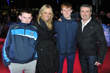 Matthew King 'Daddy's Home' - Dublin Premiere