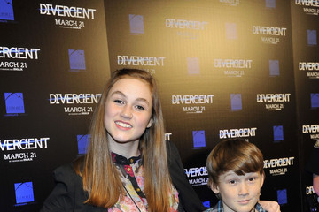 "Matthew Lintz ""Divergent"" Atlanta Screening"