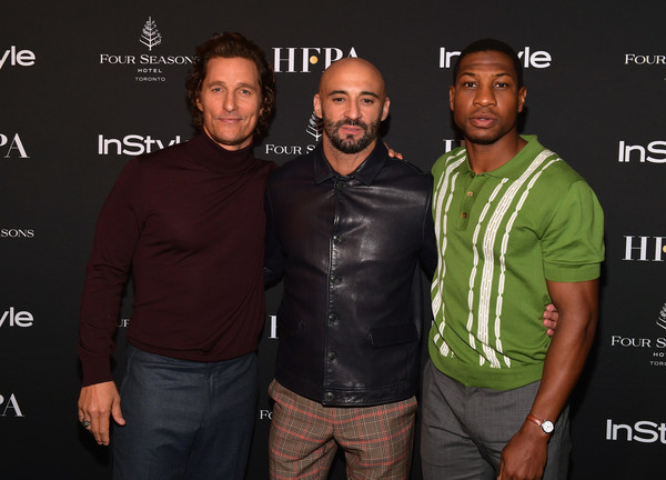 2018 HFPA And InStyle's TIFF Celebration
