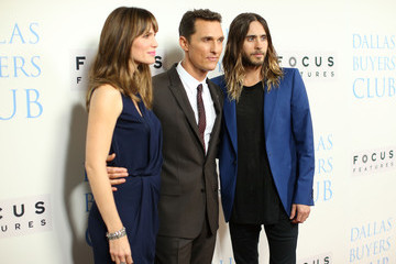 Matthew McConaughey Jared Leto 'Dallas Buyers Club' Premieres in Beverly Hills —Part 3