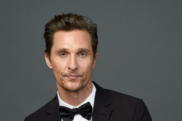 Matthew McConaughey 4th Annual Critics' Choice Television Awards - Portraits