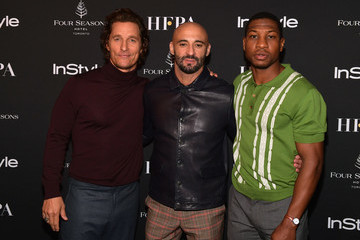 Matthew McConaughey 2018 HFPA And InStyle's TIFF Celebration