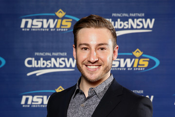 Matthew Mitcham NSWIS Annual Awards