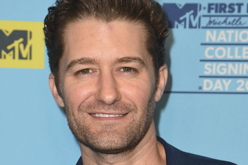 Matthew Morrison 3rd Annual College Signing Day - Backstage