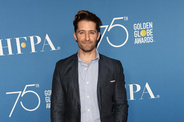 Matthew Morrison Hollywood Foreign Press Association Hosts Television Game Changers Panel Discussion - Arrivals