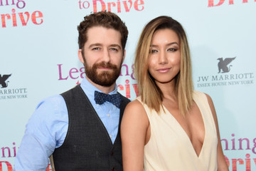 Matthew Morrison 'Learning to Drive' New York Premiere