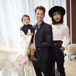 Matthew Morrison Brooks Brothers Hosts Annual Holiday Celebration To Benefit St. Jude At West Hollywood EDITION