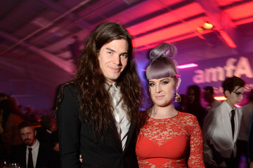 Matthew Mosshart Inside the amfAR Inspiration Gala