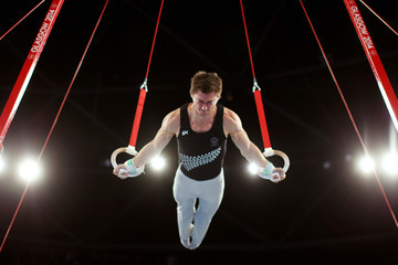 Matthew Palmer 20th Commonwealth Games: Artistic Gymnastics