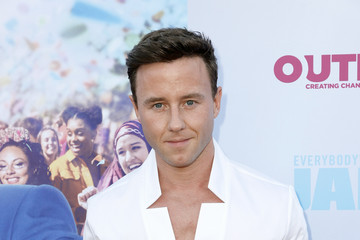 """Matthew Postlethwaite 2021 Outfest Los Angeles LGBTQ Film Festival Opening Night Premiere Of """"Everybody's Talking About Jamie"""""""