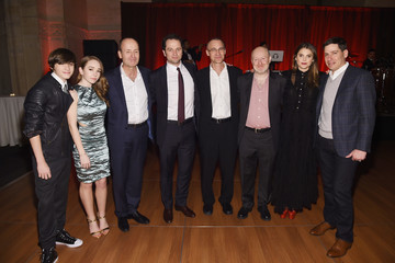 Matthew Rhys Holly Taylor 'The Americans' Season 4 Premiere - After Party