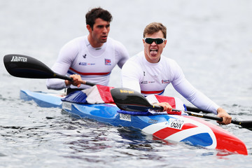 Matthew Robinson 2016 ICF Canoe Sprint World Cup 1 - Day One