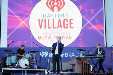 Matthew Schwartz 2016 Daytime Village at the iHeartRadio Music Festival on September 24, 2016
