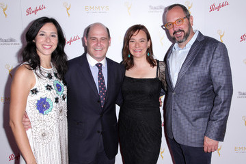 Matthew Weiner Television Academy Celebrates The 67th Emmy Award Nominees For Outstanding Producing