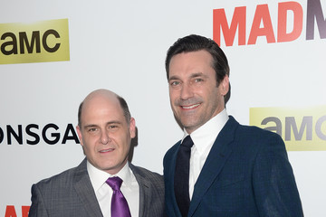 Matthew Weiner 'Mad Men' Season 7 Premiere in Hollywood — Part 3