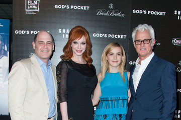 Matthew Weiner 'God's Pocket' Premieres in LA — Part 2