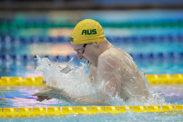 Pan Pacific Swimming Championships - Day 4