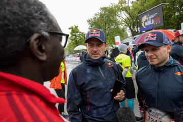 Matthias Dolderer Wings for Life World Run