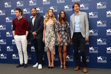 Matthias Schoenaerts 'The Danish Girl' Photocall - 72nd Venice Film Festival