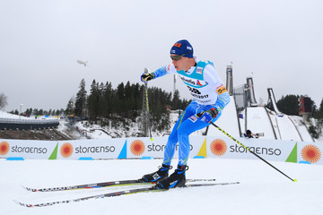 Matti Heikkinen Men's 15KM Cross Country - FIS Nordic World Ski Championships