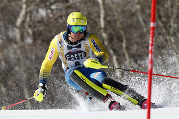 Mattias Hargin Audi FIS Alpine Ski World Cup - Men's Slalom and Women's Giant Slalom