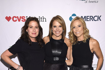 Maura Tierney Entertainment Industry Foundation Presents Stand Up to Cancer's New York Standing Room Only Event with Donors American Airlines, MasterCard and Merck - Red Carpet