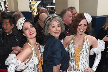 "Maureen Lipman The Duchess Of Cambridge Attends The Opening Night Of ""42nd Street"" In Aid Of The East Anglia Children's Hospice"