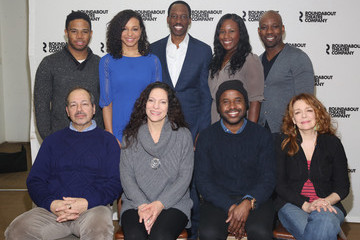 Maurice Jones 'Little Children of God' Cast Photo Call