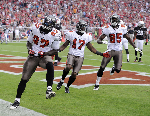 Maurice Stovall Photos Photos - Tampa Bay Buccaneers v Arizona ...