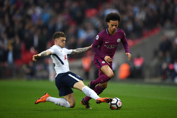 Tottenham Hotspur vs. Manchester City - Premier League