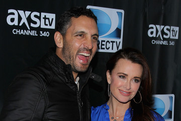 Mauricio Umansky DirecTV Super Saturday Night - Arrivals