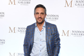 Mauricio Umansky The VIP Opening Of Maddox Gallery With Inaugural Exhibition 'Best Of British'