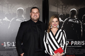 Max Adler Premiere of Warner Bros. Pictures' 'The 15:17 to Paris' - Arrivals