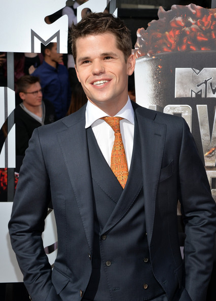 Max Carver - Arrivals at the MTV Movie Awards — Part 2