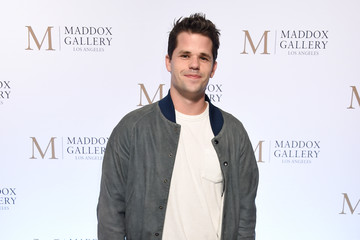 Max Carver The VIP Opening Of Maddox Gallery With Inaugural Exhibition 'Best Of British'