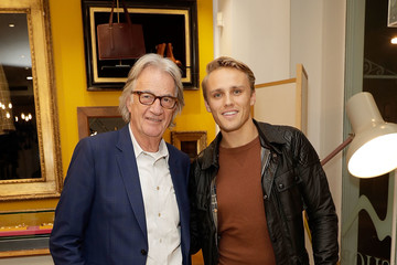 Max Chilton Paul Smith and The Gentleman's Journal Bespoke Event