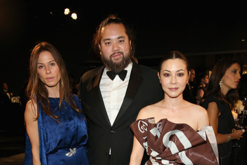 Max Chow Inside the LACMA Art + Film Gala