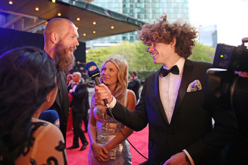Max Gawn 2018 Brownlow Medal - Arrivals