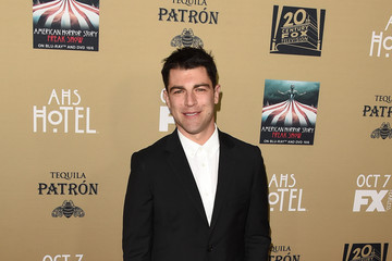 Max Greenfield Premiere Screening of FX's 'American Horror Story: Hotel' - Arrivals