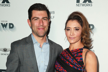 Max Greenfield FX and Vanity Fair Emmy Celebration - Arrivals