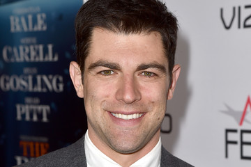 Max Greenfield Celebs Attend the Closing Night Gala Premiere of Paramount Pictures' 'The Big Short' - Red Carpet