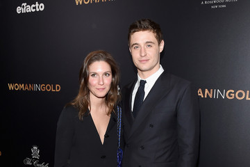Max Irons 'Women In Gold' New York Premiere - Arrivals