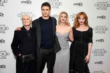 Max Irons 'Crooked House' New York Premiere