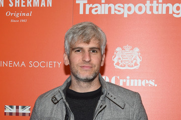Max Joseph TriStar Pictures & the Cinema Society Host a Screening of 'T2 Trainspotting' - Arrivals