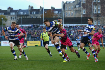 Max Northcote-Green Bath Rugby v London Welsh - LV= Cup